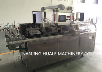 China Touch Screen transparenter Seifen-Karton-Kasten-automatische Verpackungsmaschine usine