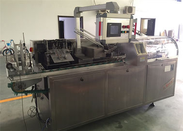 China Mehrfunktionale automatische Kartonierungsmaschine mit PLC-/Screen-Kontrollsystem usine