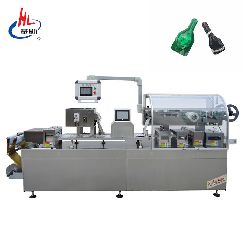 DPP-260A Blister Packing Machine For Medical Cosmetics Liquid Filling Packing